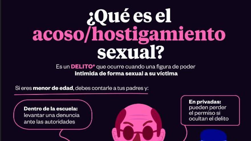 ¿Qué es el acoso / hostigamiento sexual?