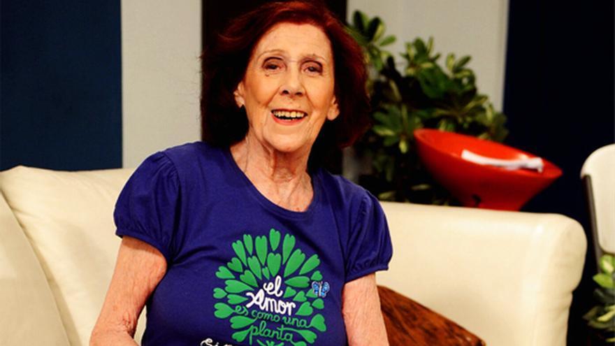 Mariví Bilbao en una imagen de archivo de 'La que se avecina'
