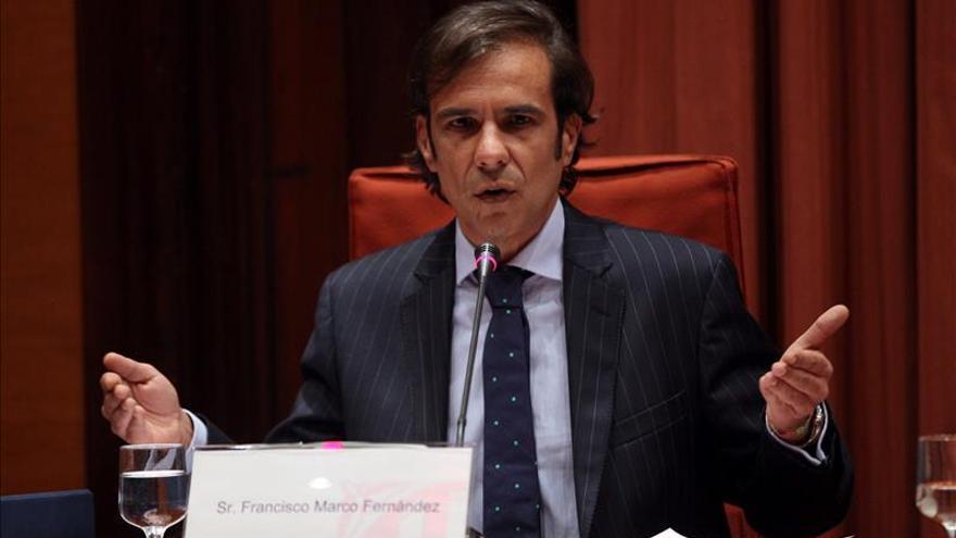"""Marco denuncia a Camacho por calumnias e insiste en que """"consintió"""" ser grabada"""