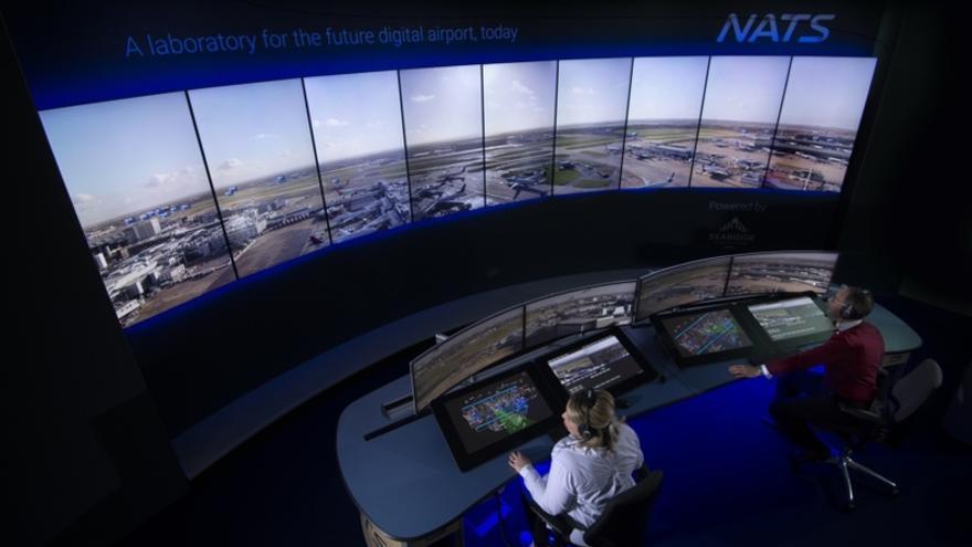 La nueva torre de control de Heathrow