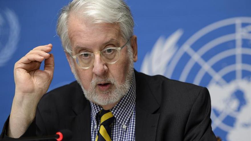 La comisión de la ONU sobre Siria pide tener acceso a los refugiados en Europa