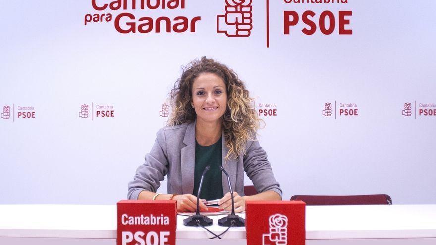 """PSOE condena el cartel """"machista"""" de la Asociación Cultural Mineros del Reo"""