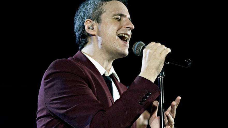 Ángel Belinchón, cantante de Dry Rivers