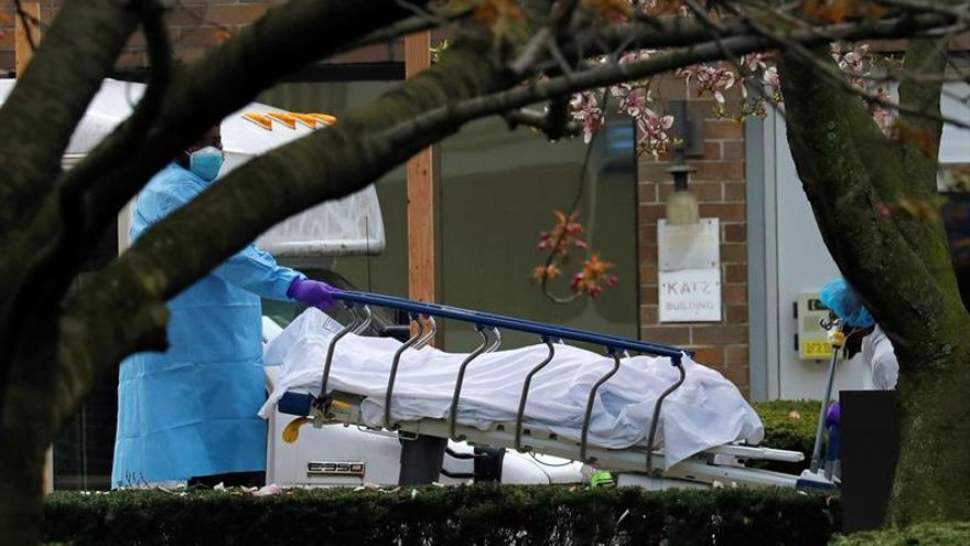 EE.UU. supera a España como el segundo país con más fallecidos por COVID-19