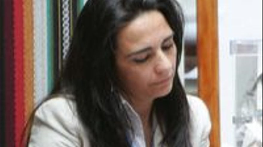 Teresa Cruz, directora de informativos de Canarias Radio la Autonómica.