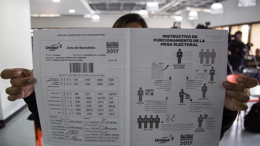 Los venezolanos comienzan a votar en las elecciones primarias de la oposición