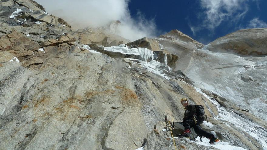 Paiju Peak.
