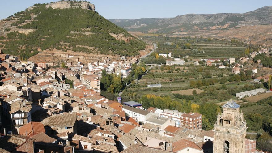 Ademuz, uno de los municipios del interior valenciano que sufre la despoblación.