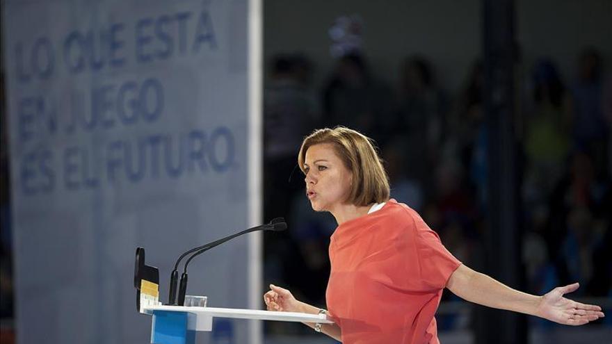 La Junta Electoral suspende una visita de Cospedal en Talavera de la Reina