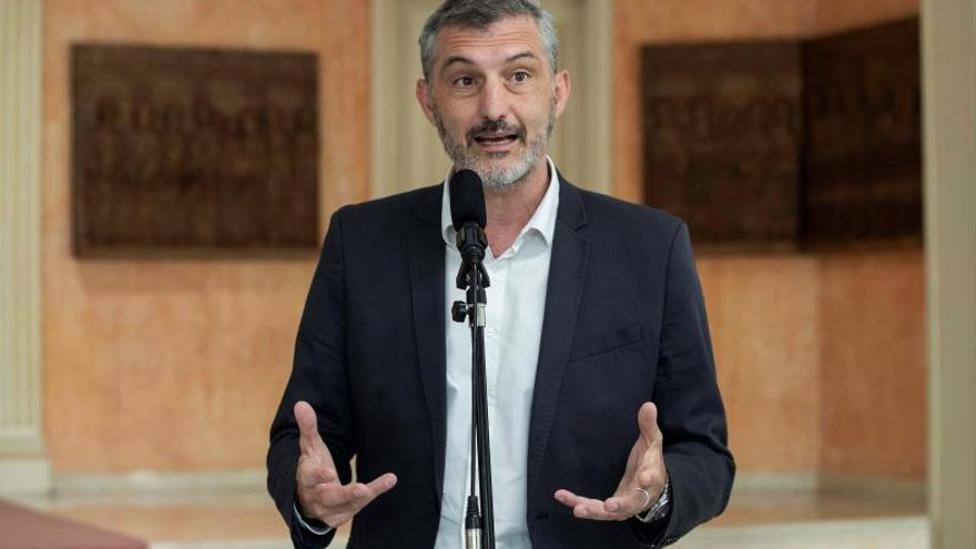 Cien personas ratifican a Urralburu como cabeza de lista de Más País Murcia