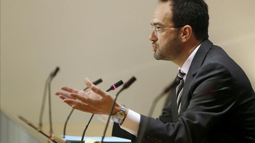 """Hernando (PSOE) considera """"inmoral"""" la compraventa de informes de Monedero"""