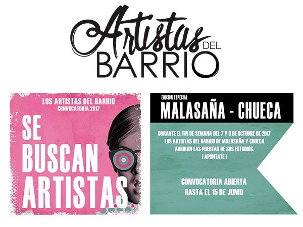 Artistas del barrio Chueca y Malasaña