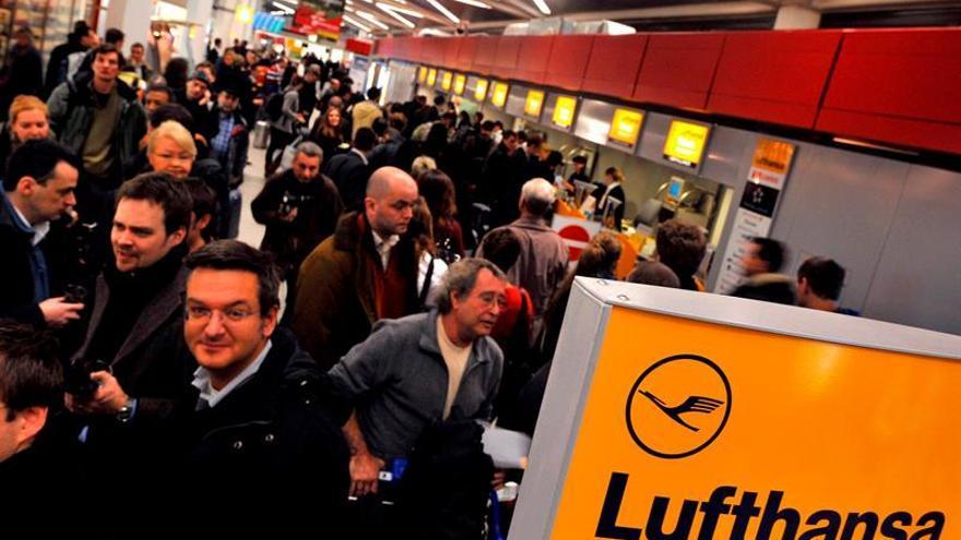 Cancelados 659 vuelos en Berlín por la huelga en los dos aeropuertos