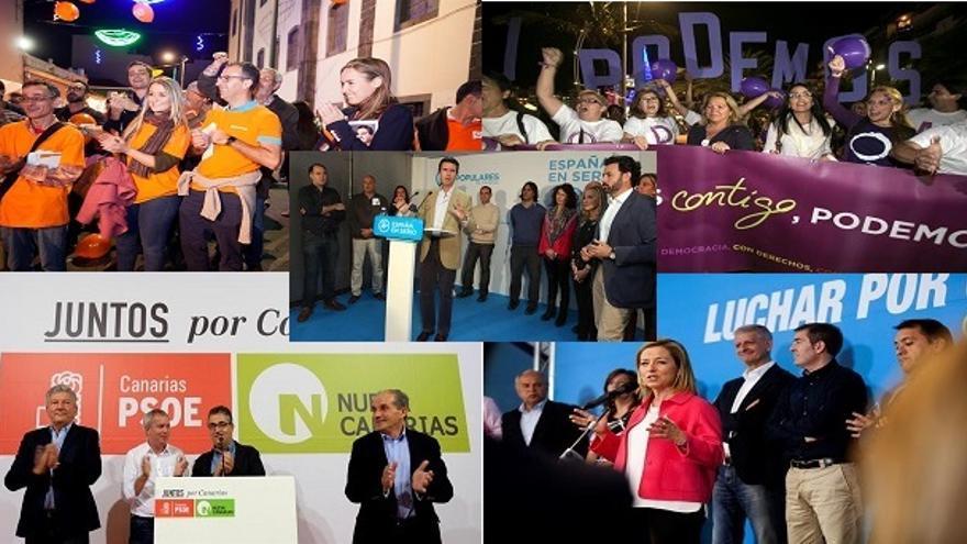 Cierre de campaña electoral