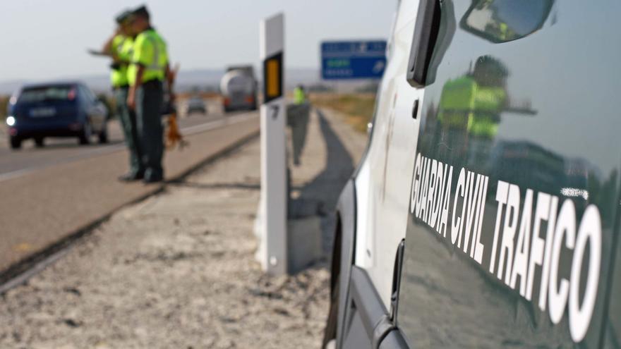 AUGC denuncia que los guardias civiles de Tráfico de Madrid han de poner más de 50 multas para cobrar la productividad