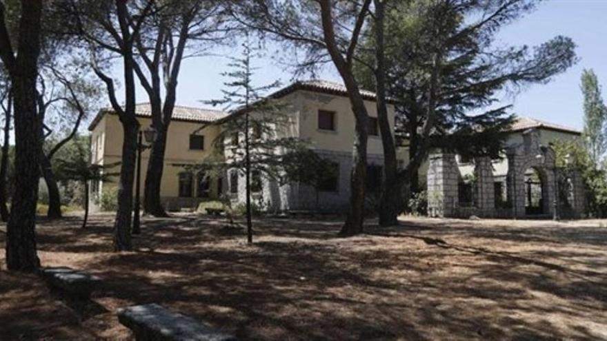 Residencia Palacio Valdés de Tres Cantos.
