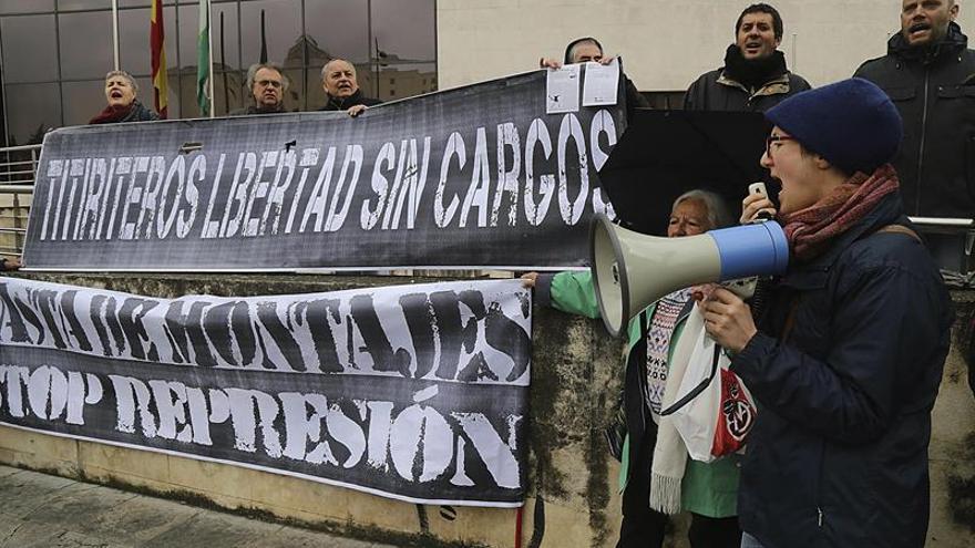 Amnistía Internacional y otras ONG piden a la ONU que investigue la prisión de los titiriteros