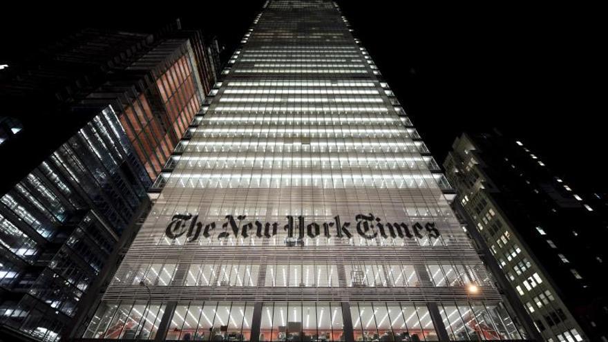 New York Times dejará de publicar viñetas políticas tras una polémica antisemita