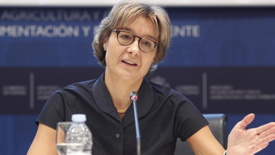 Isabel García Tejerina, ministra de Pesca