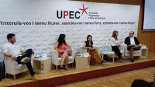 """Los 'comuns' se ofrecen a trabajar con ERC el """"pacto de claridad"""" para un referéndum"""