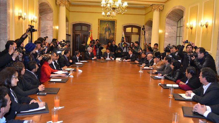 El nuevo ministro del interior boliviano anuncia la lucha for Gabinete del ministro del interior