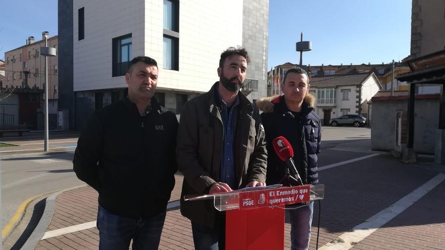 El PSOE denuncia que el PP no ha justificado 235.000 euros en combustible de sus concejales