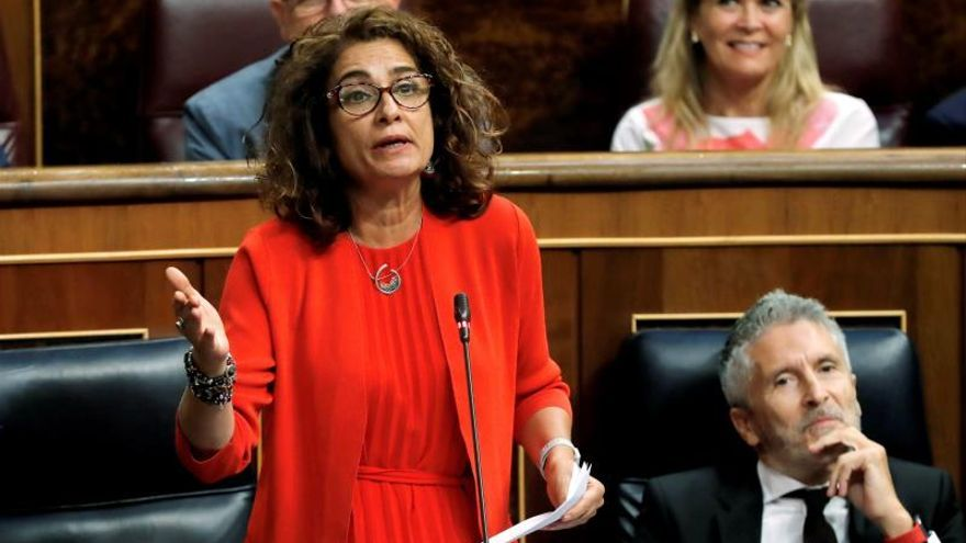 Montero a U.Podemos: Apoyen a Sánchez y se desbloquean anticipos a autonomías