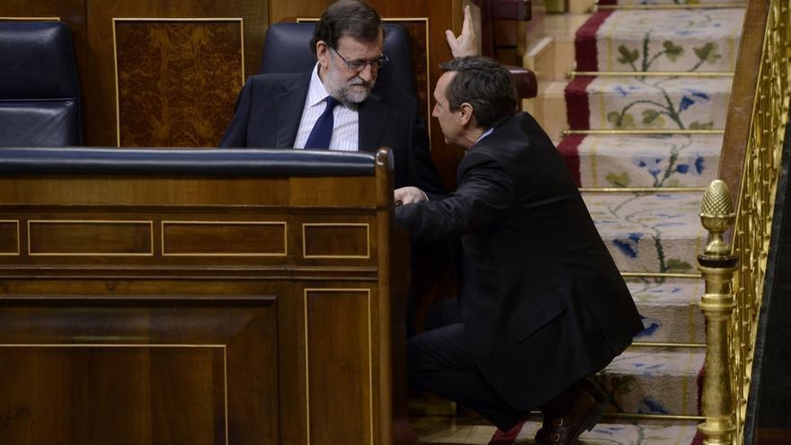 """El PP dice que trabaja para atraer al PNV a los PGE de 2017 y abrir """"el escenario"""" para los del año siguiente"""