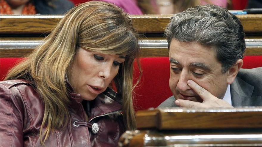 """Sánchez Camacho reprocha a Mas que la ley de consultas catalana es una """"trampa"""""""