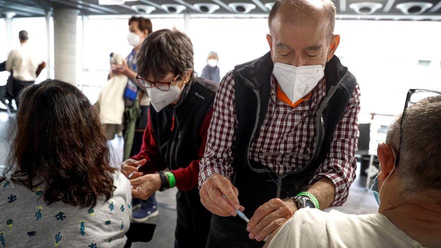 La Comunidad de Madrid alcanza los dos millones de vacunas administradas