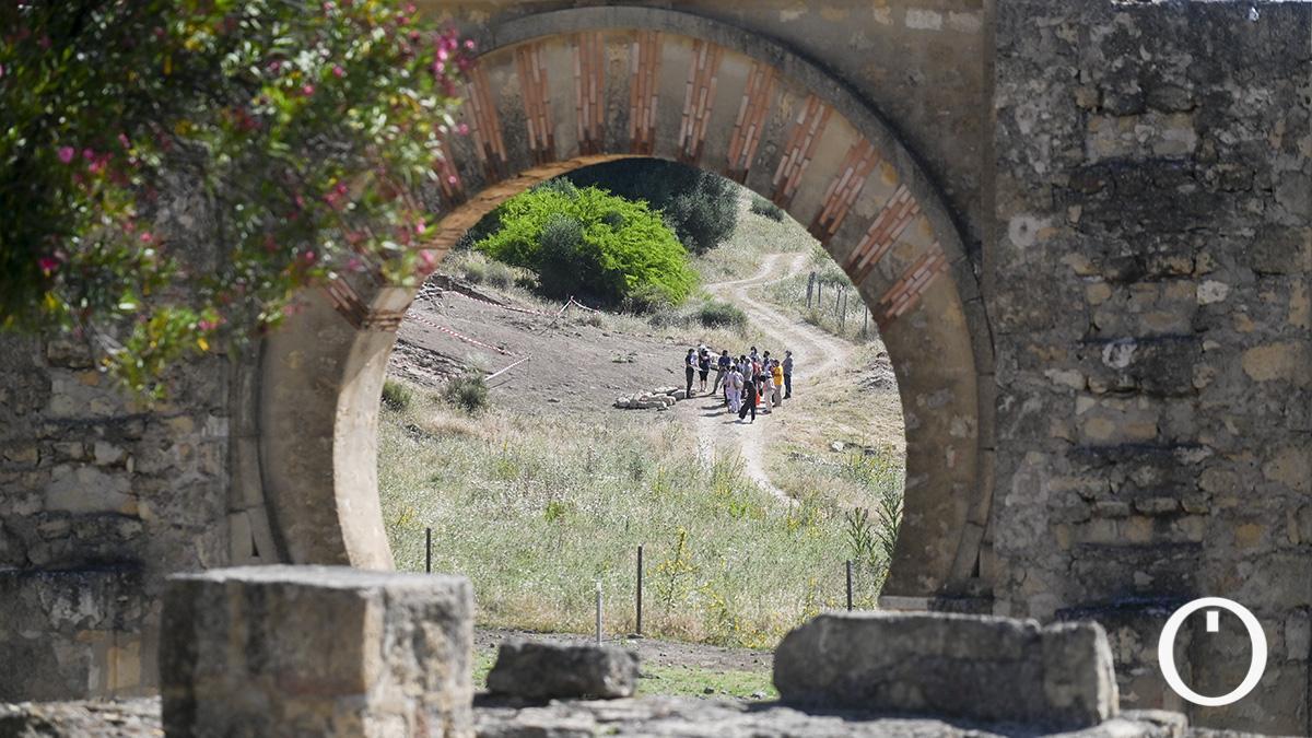 Actividad Abierto por excavación, promovida por el Conjunto Arqueológico de Madinat al-Zahra