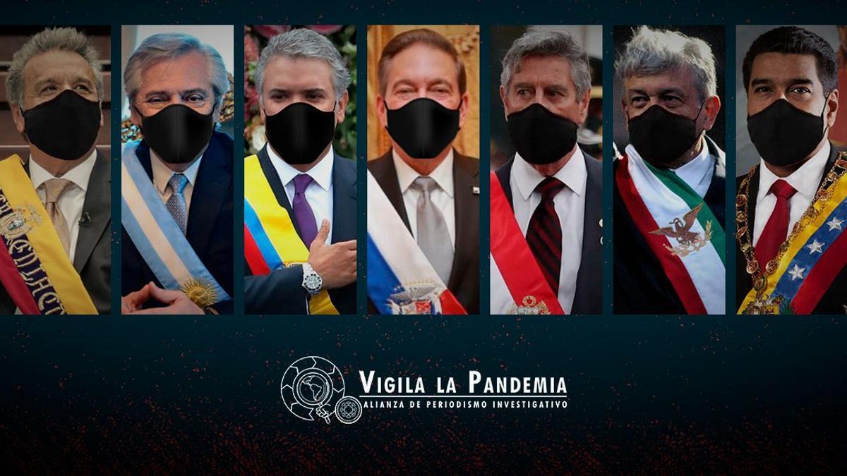 Ecuador, Argentina, Colombia, Panamá, México y Venezuela no accedieron a entregar copia de los documentos.
