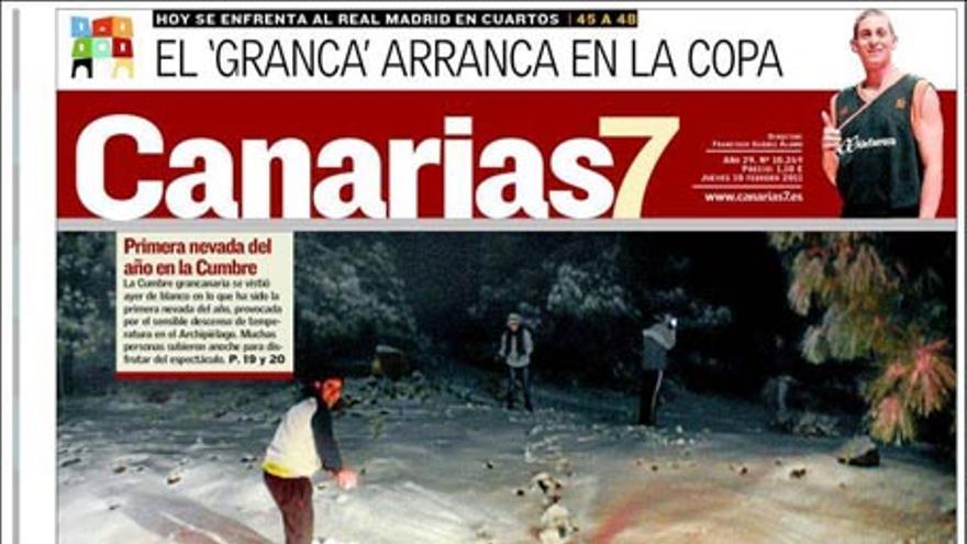 De las portadas del día (10/02/2011) #2