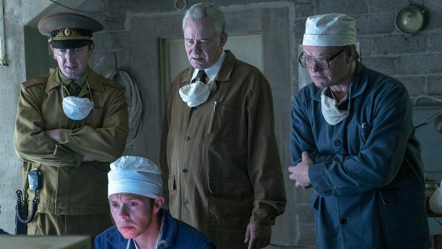 Chernobyl - serie de HBO