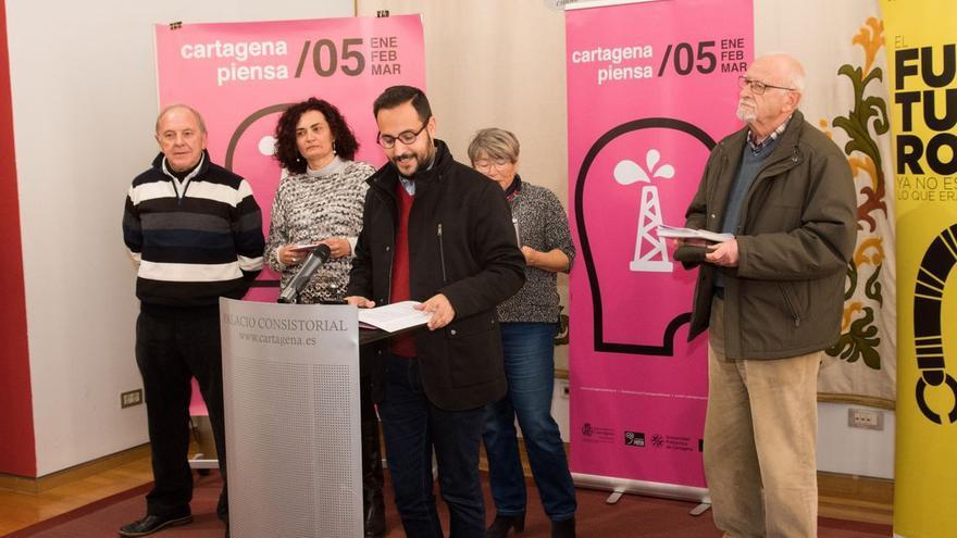 """Presentación de la nueva progamación de """"Cartagena Piensa"""""""