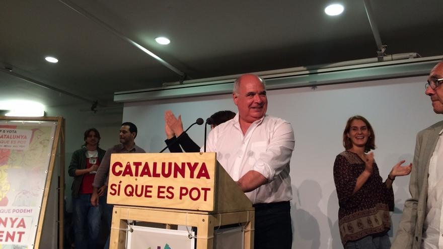 """Rabell defiende la alianza con Podemos y cree que """"tendrá recorrido"""""""
