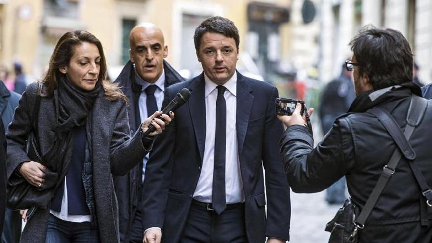 """Renzi confía en el """"sí"""" británico y reivindica el ideal europeísta"""