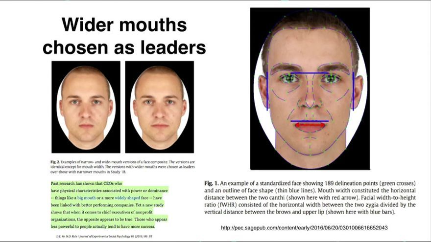 Los líderes tienen la boca grande (sic)