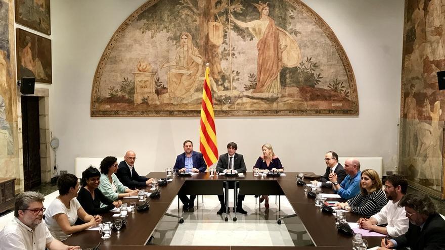 El PDeCAT pide fecha y pregunta del referéndum sin excluir la vía pactada