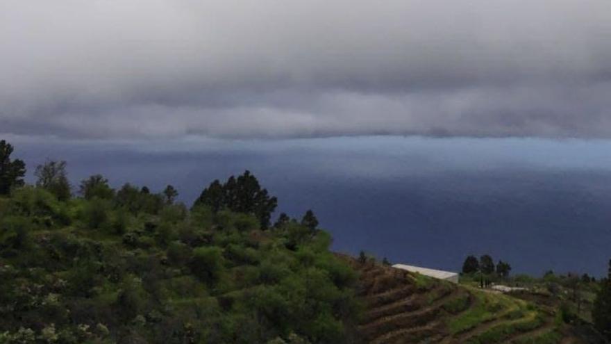 La lluvia deja en la zona del Salto del Mulato más de 83 litros