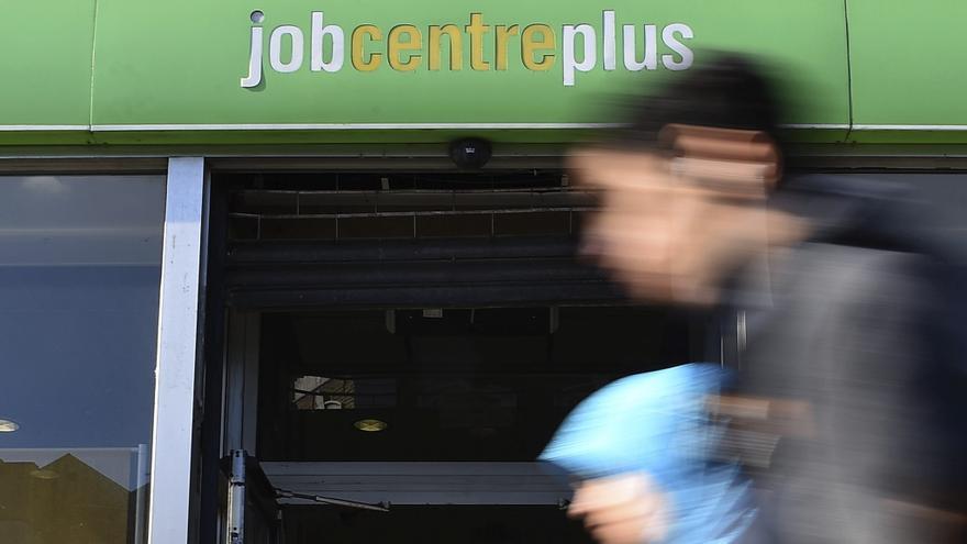 La tasa del desempleo en el Reino Unido sube al 4,8 %