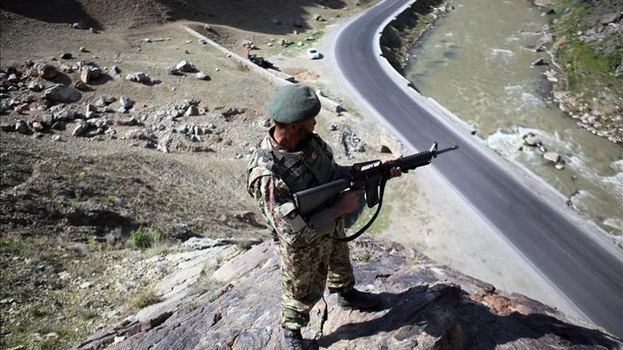 Reino Unido despliega militares en Helmand por el avance de los talibanes