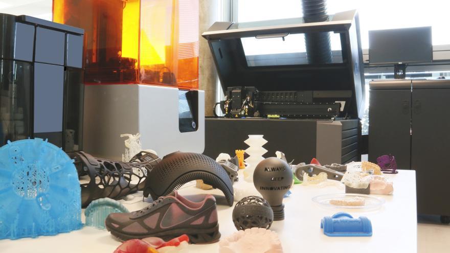 La impresión 3D permite crear infinidad de productos.