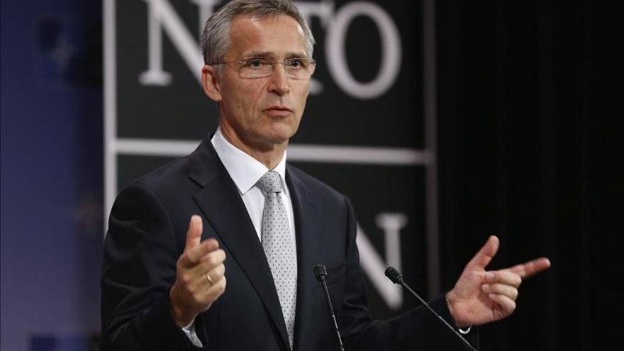 La OTAN sigue la situación y está en contacto con Ankara por el avión derribado