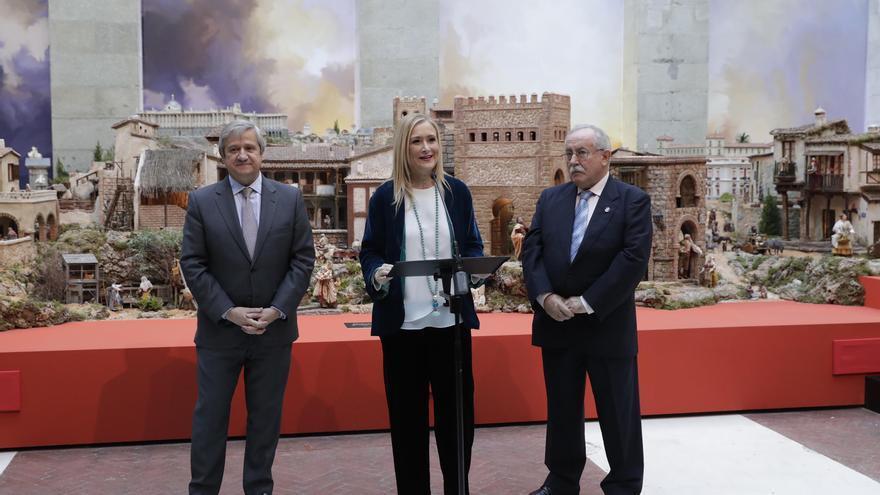 La presidenta de la Comunidad de Madrid, Cristina Cifuentes, acudió al acto de inauguración.