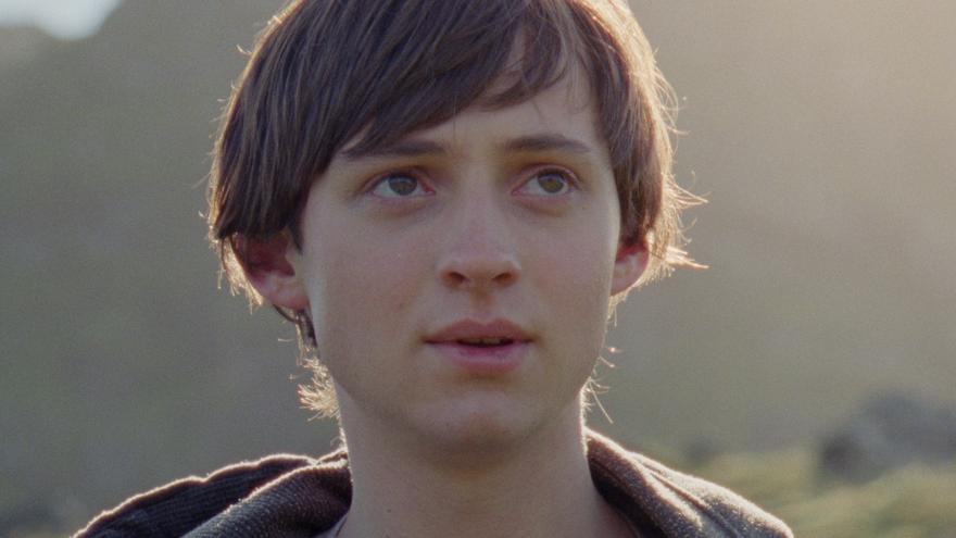 Atli Óskar, protagonista de 'Sparrows' la última Concha de Oro
