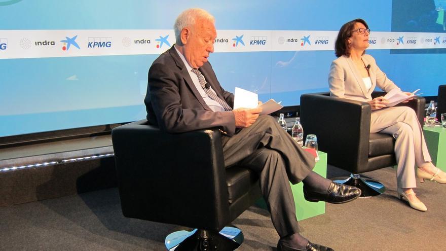 """Margallo a Rivera: """"Me llevo ocupando de Venezuela 4 años, no he esperado a una campaña"""""""