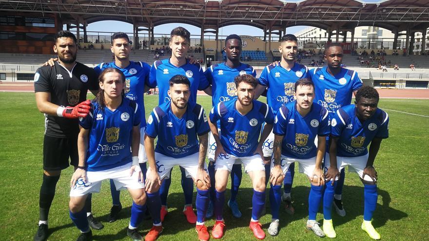 El CD Marino asciende a Segunda División B