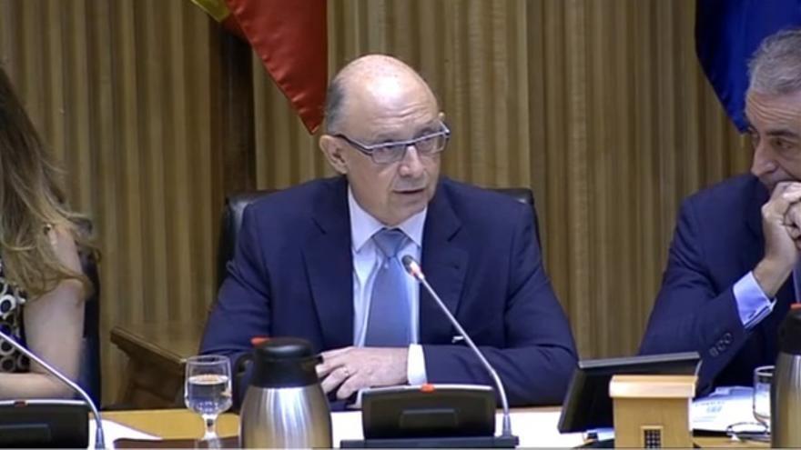 """Montoro dice que la recaudación va """"francamente bien"""" y que los ingresos superarán lo previsto en 2016"""