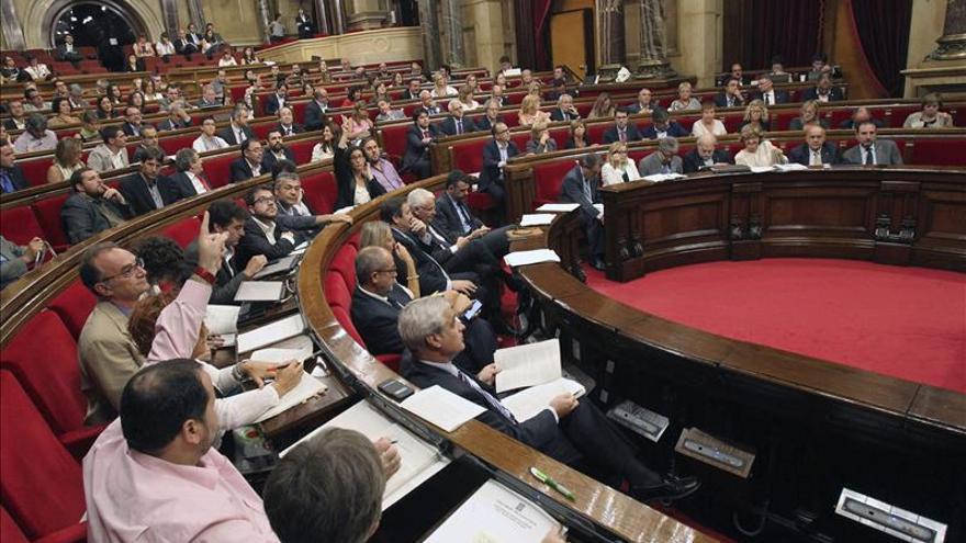 El Parlament lleva a la Fiscalía las siete incomparecencias de altos cargos